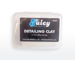 JUICY DETAILS CLAY BAR 200gm