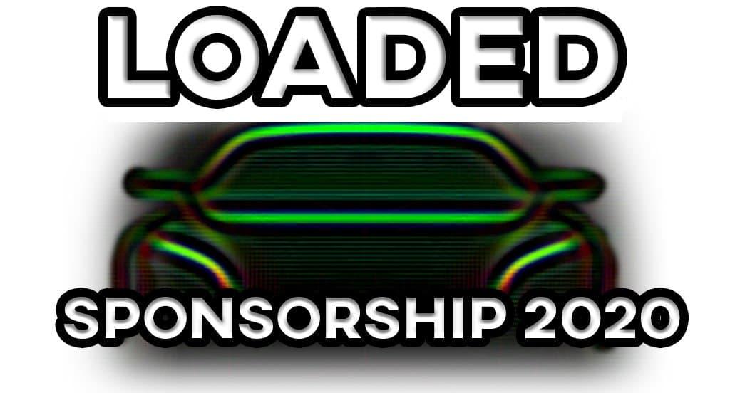Sponsorship 2020!